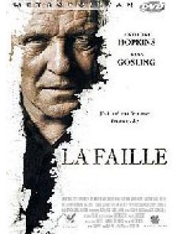 La Faille DVD