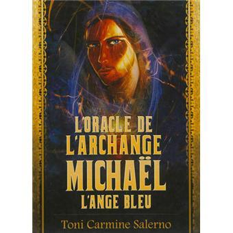 L'oracle de l'archange Michael, l'ange bleu