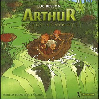 Arthur et les MinimoysArthur et les Minimoys - Album 3/5 ans