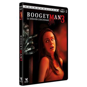 Boogeyman 3 Le dernier cauchemar DVD