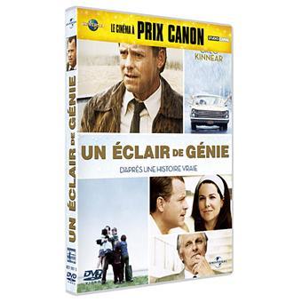 best website 6d77d 294af Un éclair de génie - Marc Abraham - DVD Zone 2 - Achat   prix   fnac