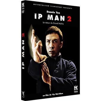 Ip ManIp Man 2 DVD