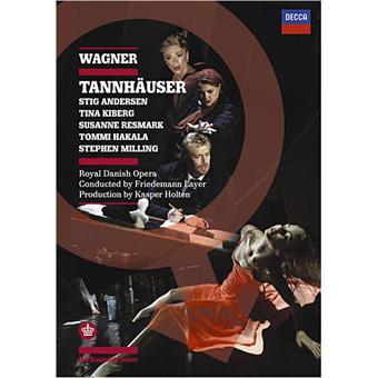 TANNHAUSER/2DVD