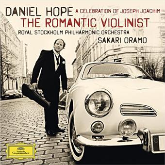 The romantic violonist
