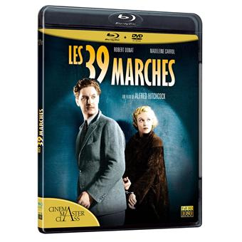 Les 39 marches - Combo Blu-Ray + DVD