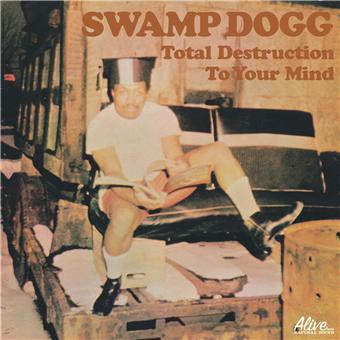 Total Destruction to your Mind - LP 12''