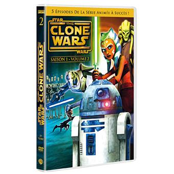 Star Wars : The Clone WarsSaison 1 - Volume 2