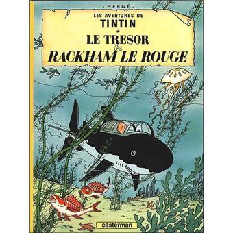 TintinLe Trésor de Rackham le rouge
