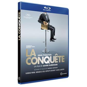 La Conquête Blu-ray