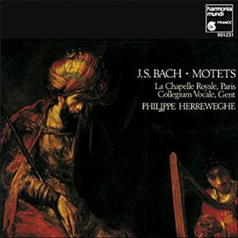 Motets BWV225 et BWV230