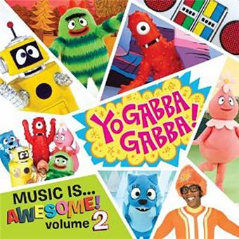 Yo gabba gabba music is awesome 2