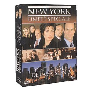 New York Unité SpécialeNew York Unité Spéciale - Coffret intégral de la Saison 2