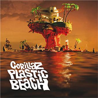 Plastic beach : Vinyle album en Gorillaz : tous les disques à la Fnac