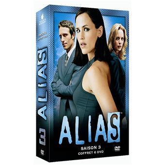 AliasAlias - Coffret intégral de la Saison 3