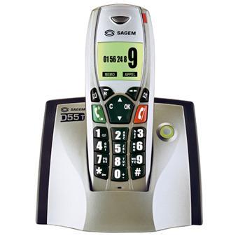 sagem d55t t l phone sans fil achat prix fnac rh fnac com Manuals in PDF User Manual Template