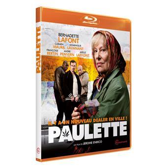 Paulette Blu-ray
