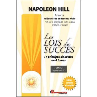Les lois du succès - Leçons 9 à 12