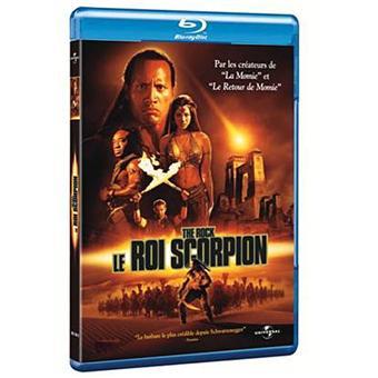 Le Roi Scorpion - Blu-Ray