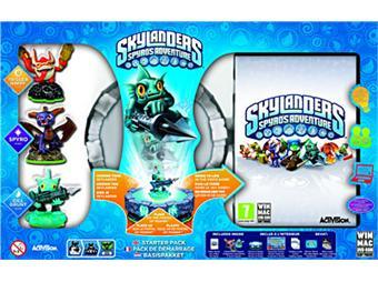 Skylanders pack de d marrage jeux vid o achat prix fnac - Jeux gratuit skylanders ...
