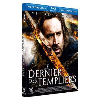 Le Dernier des Templiers - Blu-Ray