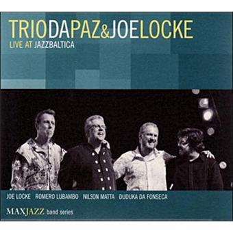 LIVE AT JAZZ BALTICA/TRIO DAPAZ