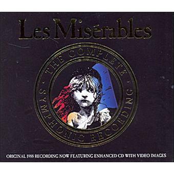 Les Misérables - Complete symphonic recordings