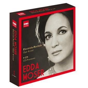 Electrola recitals - Coffret 9 CD