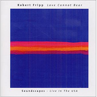 Love cannot bear