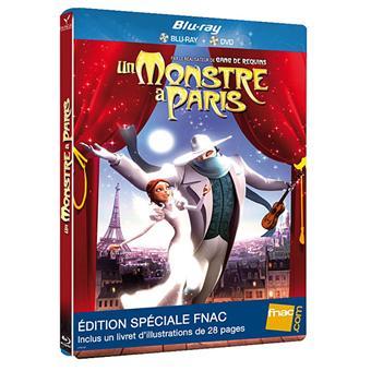 Un monstre à Paris - Combo Blu-Ray + DVD - Edition Spéciale Fnac