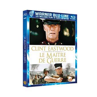 Le Maître de guerre - Blu-Ray