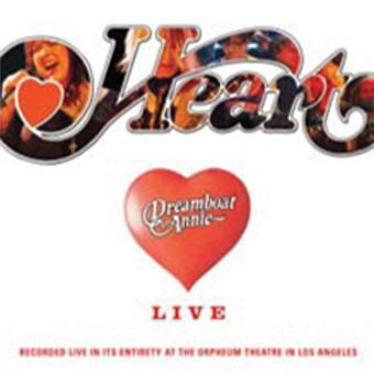 Dreamboat annie -live-