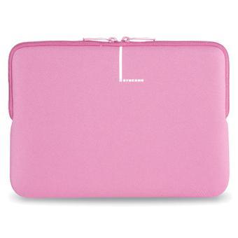 """Tucano - Housse pour ordinateur portable 13"""" Rose - Modèle Second Skins Colore"""
