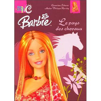 Barbie barbie au pays des chevaux genevi ve schurer - Barbie chevaux ...