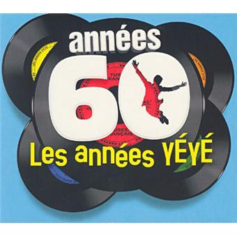 Ann es 60 les ann es y y compilation cd album achat prix fnac - Dessin annee 60 ...