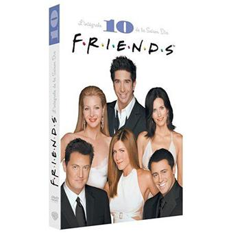 FriendsFriends - Coffret intégral de la Saison 10