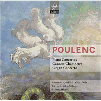Concertos pour piano - Concert champêtre - Concerto pour orgue