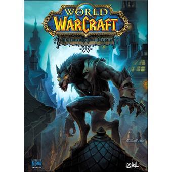 World Of Warcraft Wow Tome 13 La Malediction Des Worgen