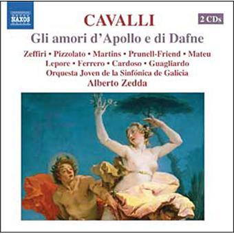 Gli Amori D'Apollo E Di Dafne