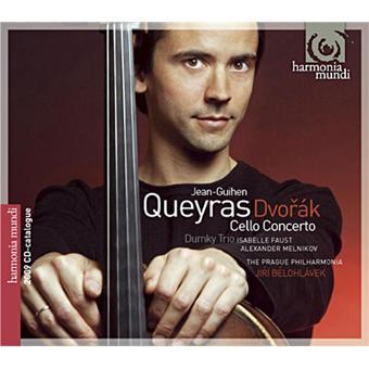 Concerto pour violon - Trio Dumky - CD-catalogue