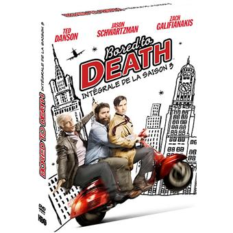 Bored to DeathBored to Death - Coffret intégral de la Saison 3