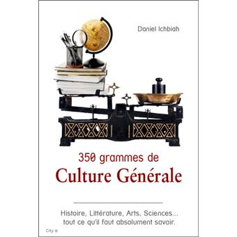 470 grammes de culture generale