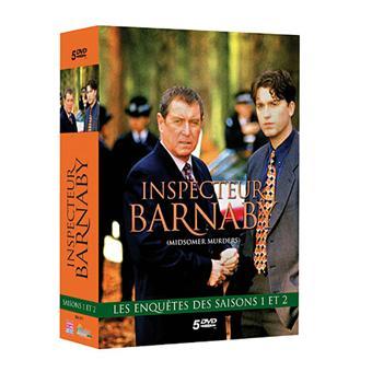 Inspecteur BarnabyInspecteur Barnaby - Coffret intégral des Saisons 1 et 2