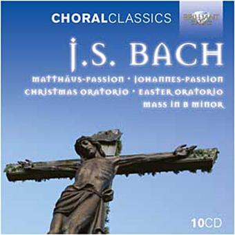 Bach: Passionen,Oratorien