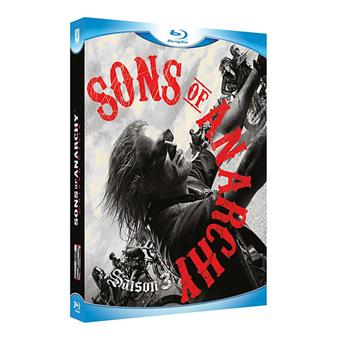 Sons of AnarchySons of Anarchy Saison 3 Coffret Blu-ray