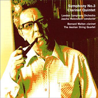 SIMPSON: SYMPHONY NO. 3, CLARINET Q