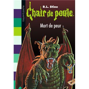 Chair De Poule Tome 66 Mort De Peur