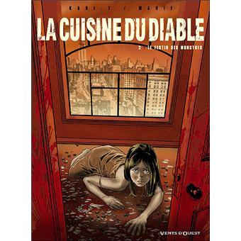 La Cuisine Du Diable Tome 2 Le Festin Des Monstres Karl