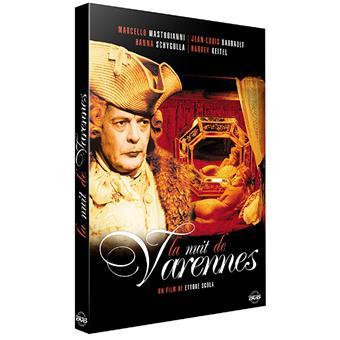 La nuit de Varennes DVD