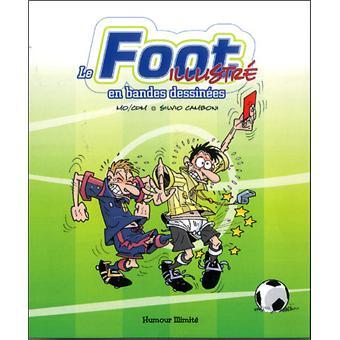 livre bd foot