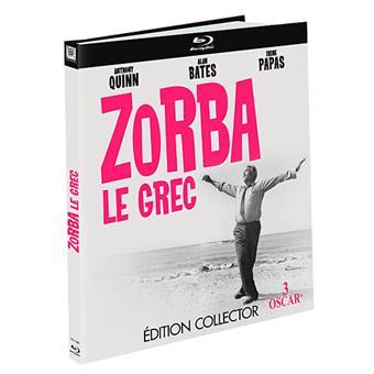 Zorba le grec - Blu-Ray - Digibook